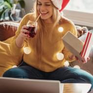 13 Ways to Make your Virtual Party Festive