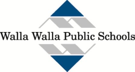 Walla Walla Public Schools logo