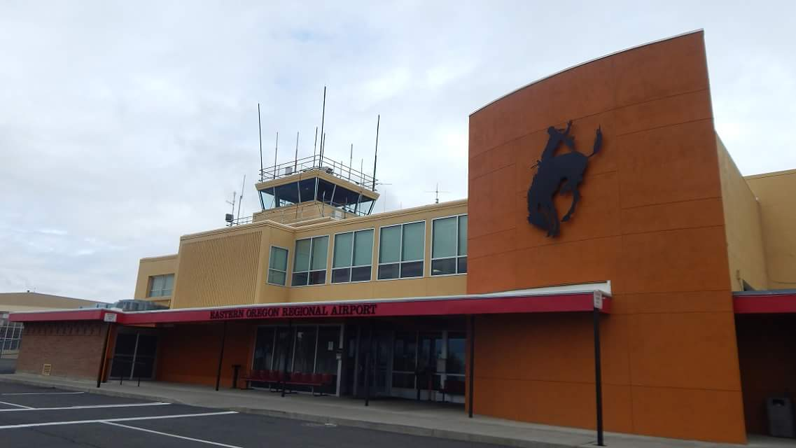 . Eastern Oregon Regional Airport in Oregon