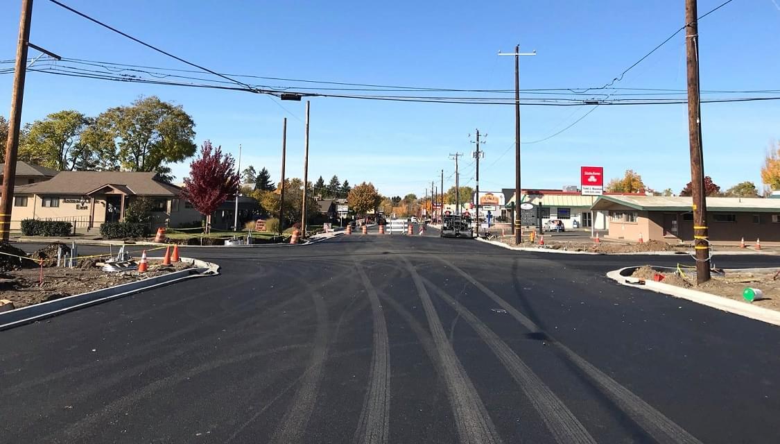 Isaacs Avenue work resumes Monday