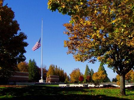 Fallen veterans to be honored at Oregon's national cemeteries