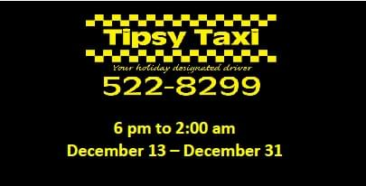 Tipsy Taxi can keep the roads safe