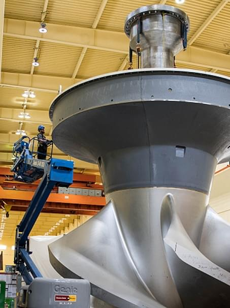 USACE: New turbines improve fish passage