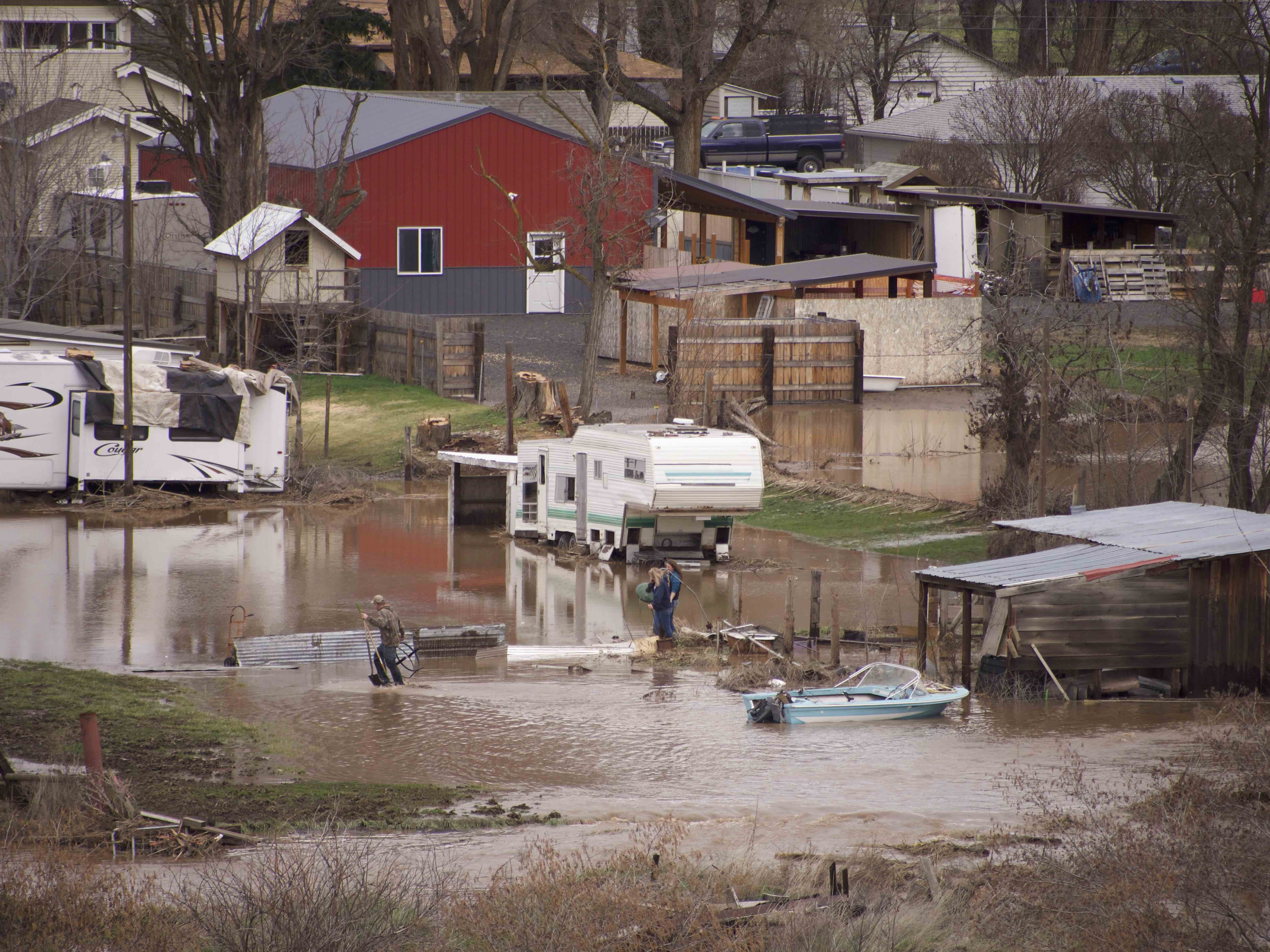 Council discusses flood costs, help for Riverside