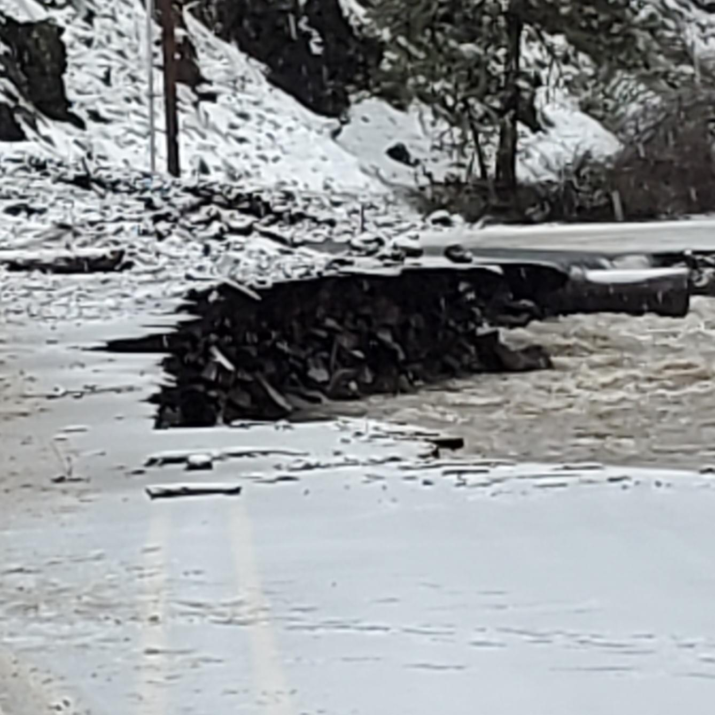 County road flood damage estimated at $25 million