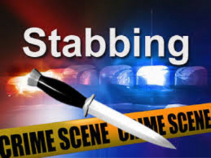Man Stabbed, Not Cooperating