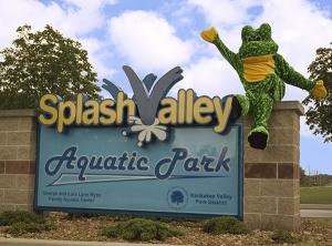 Work on Splash Valley Continues