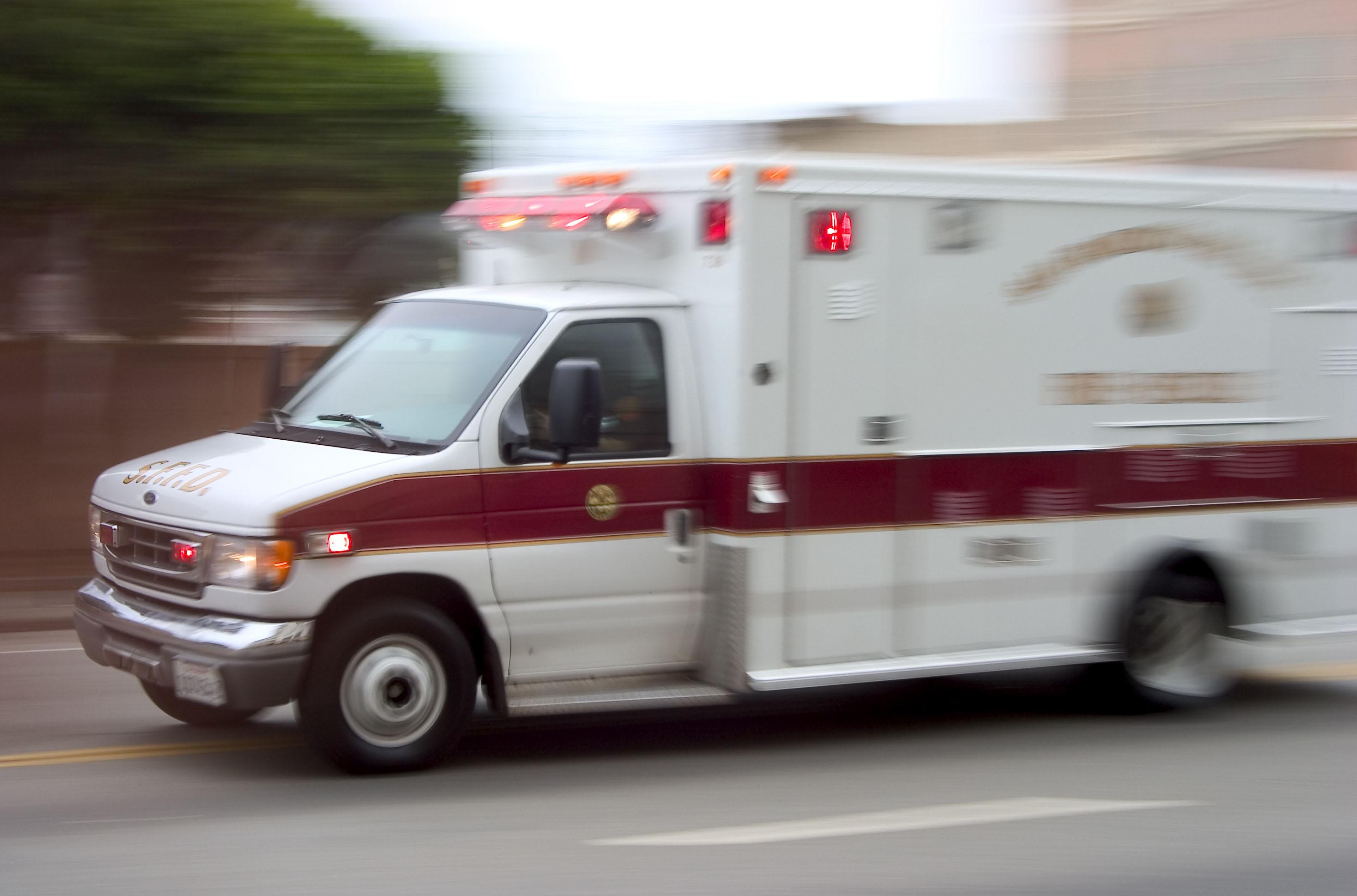 Three Vehicle Crash Tuesday night at Rt. 17 and Vincennes