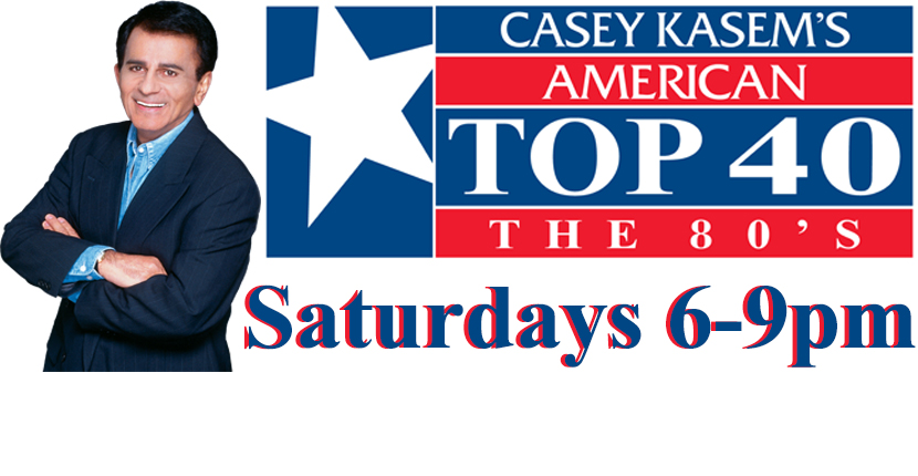 Casey Kasem Top 40 – The 80's