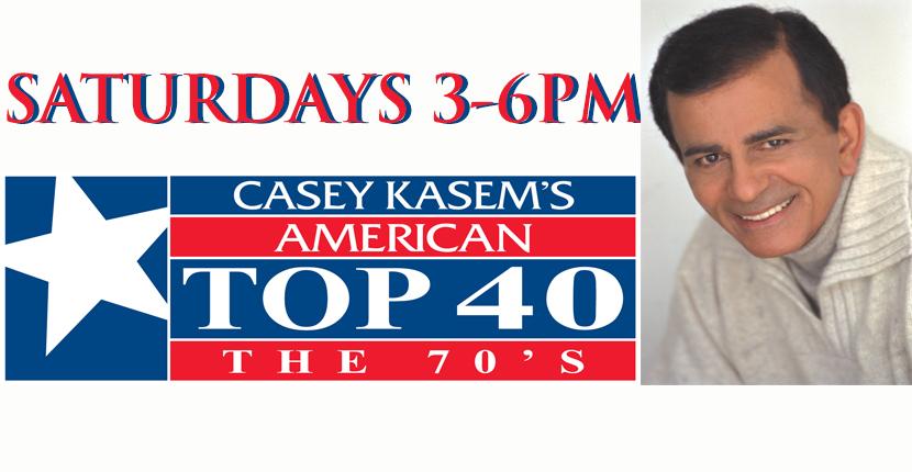 Casey Kasem American Top 40 – The 70's