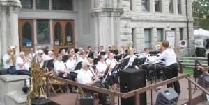 Newton Jasper Community Band is No More