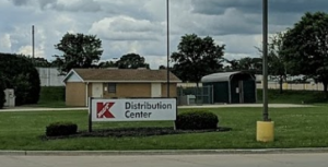 Manteno Kmart Distribution Center Closing in March.