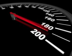I-65 Chase Reaches Speeds of 100 mph