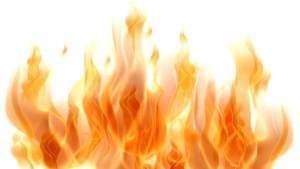 Chicken Coop Fire in Braceville