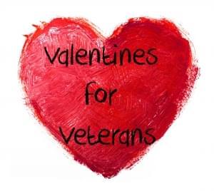 Send a Valentine to a Veteran