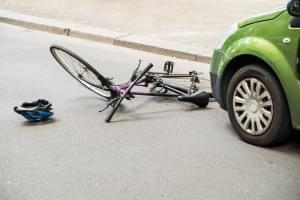 Watseka cyclist hit by car