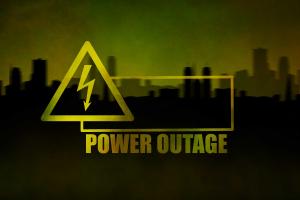 Power Goes Out in Blatt
