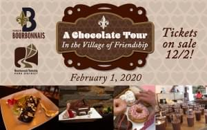 Chocolate Tour Sells Out in Hours