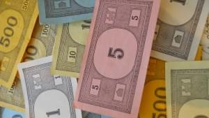 Funny Money in Bourbonnais