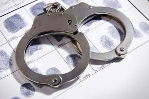 Two Arrested at Traffic Stop