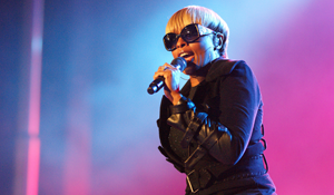 Mary J. Blige Brings The Stars To Her New Album