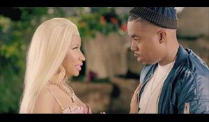 Nicki Minaj Is Dating Nas????