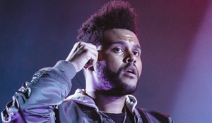 The Weeknd Gets His Own Comic