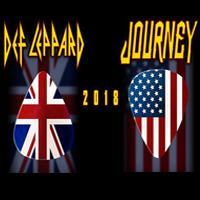 Sept. 5th – Def Leppard & Journey   Isleta Amphitheater