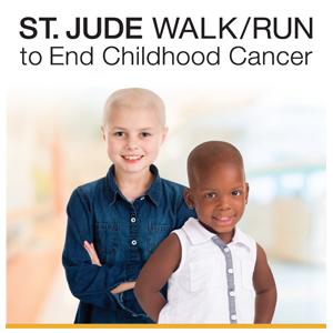 St. JUDE Walk & Run To End Childhood Cancer