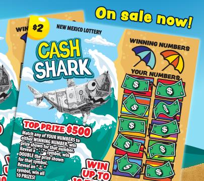 Cash Shark Scratchers with Viking & Hoff
