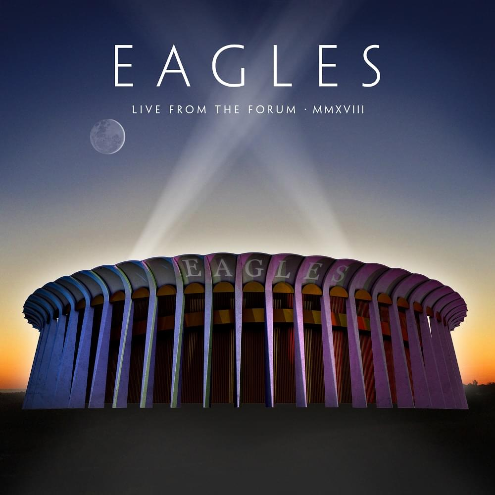Listen afternoons to Jaimey B to win New Eagles Live CD/DVD