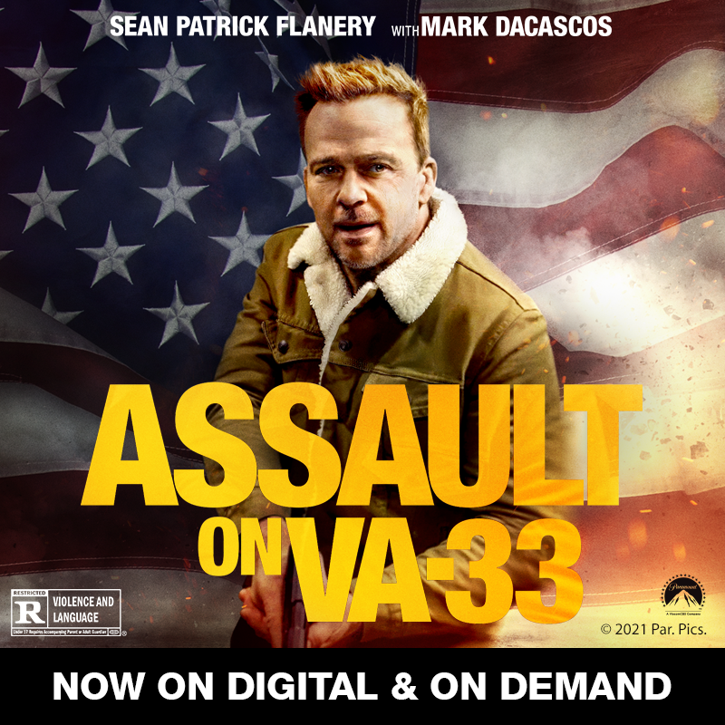 Win a download of the new movie  ASSAULT ON VA-33.