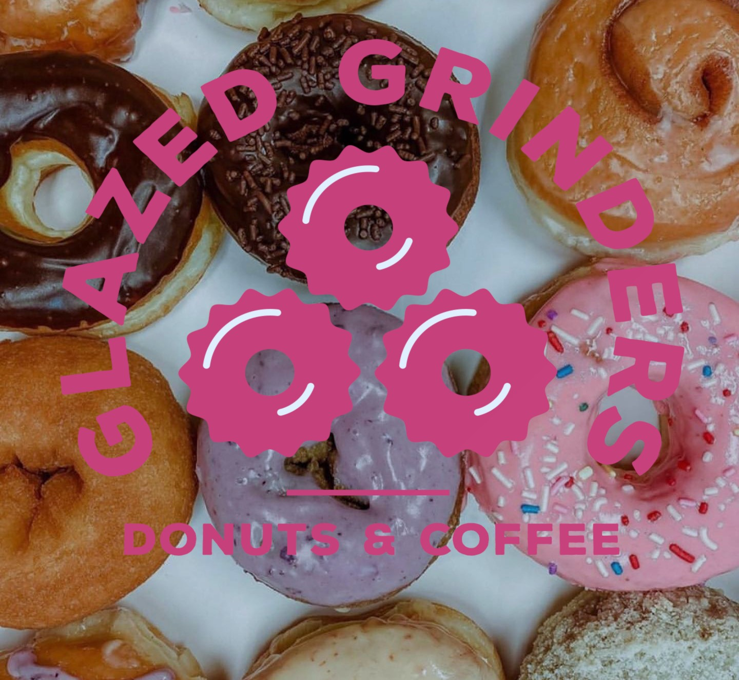 """Thank God It's Doughnuts """"Friday"""" with Glazed Grinders"""