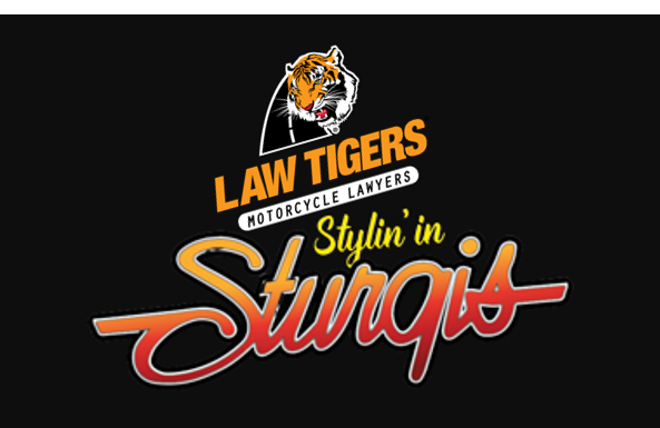 Stylin in Sturgis with Law Tigers