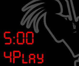 5 O'Clock 4 Play