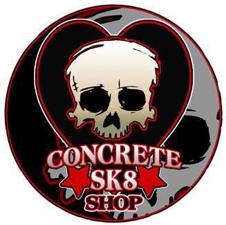 Concrete Sk8 Shop Giveaway