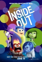 INSIDE OUT is the new masterpiece from Pixar