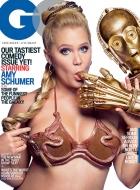 Amy Schumer in this months GQ magazine
