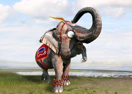 It May Be Grand But GOP Is Anything but Ole