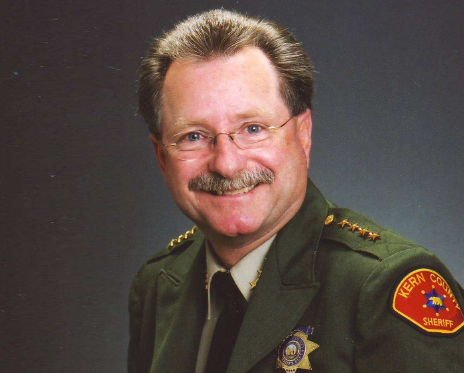 Kern County Sheriff Donny Youngblood on the call of policing in an inhospitable America