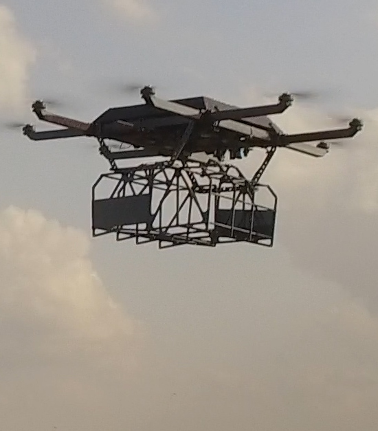 Could your UPS package be delivered by drone?