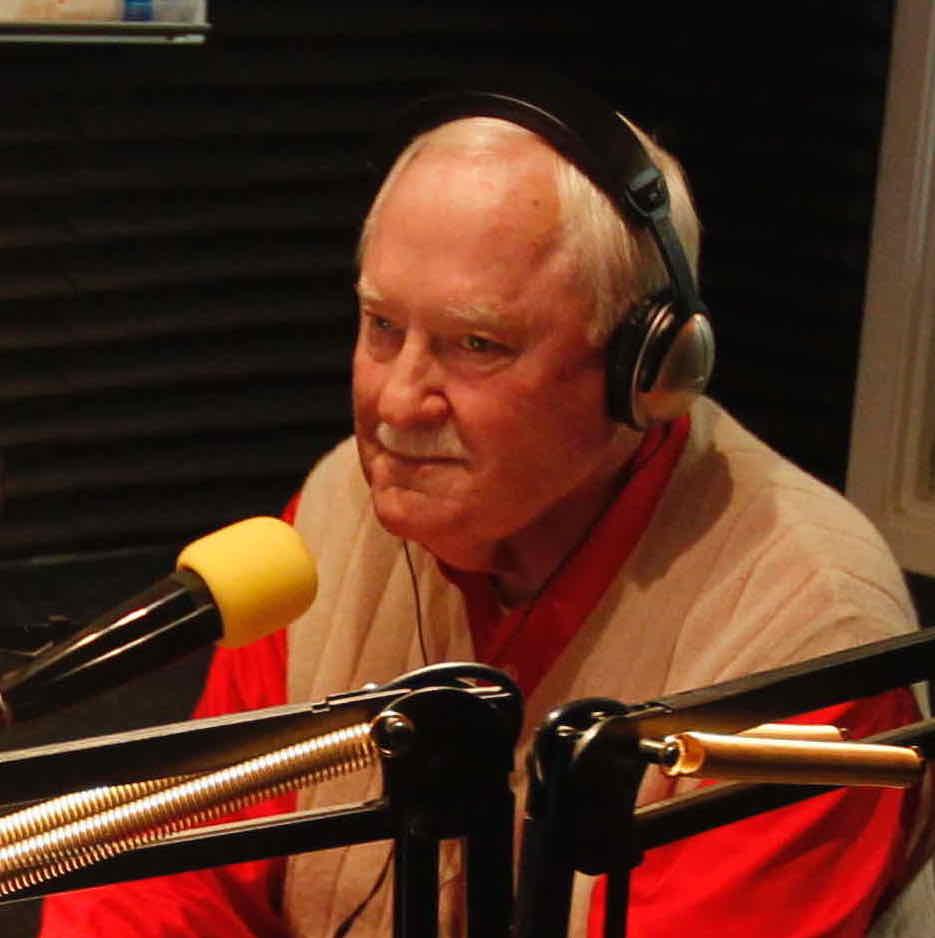 Former Mayor Harvey Hall remains Bakersfield's biggest fan
