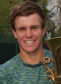 Kazakhstan player wins Bakersfield Tennis Open