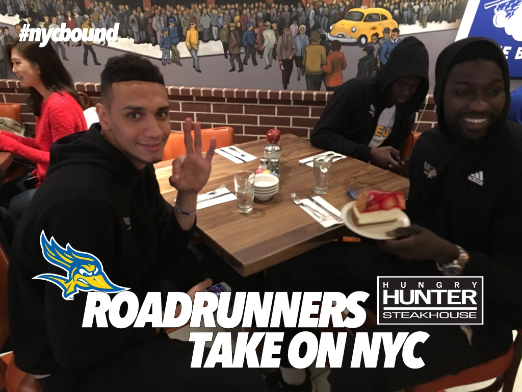 NIT NOTEBOOK: CSU Bakersfield's first day in NYC was chill
