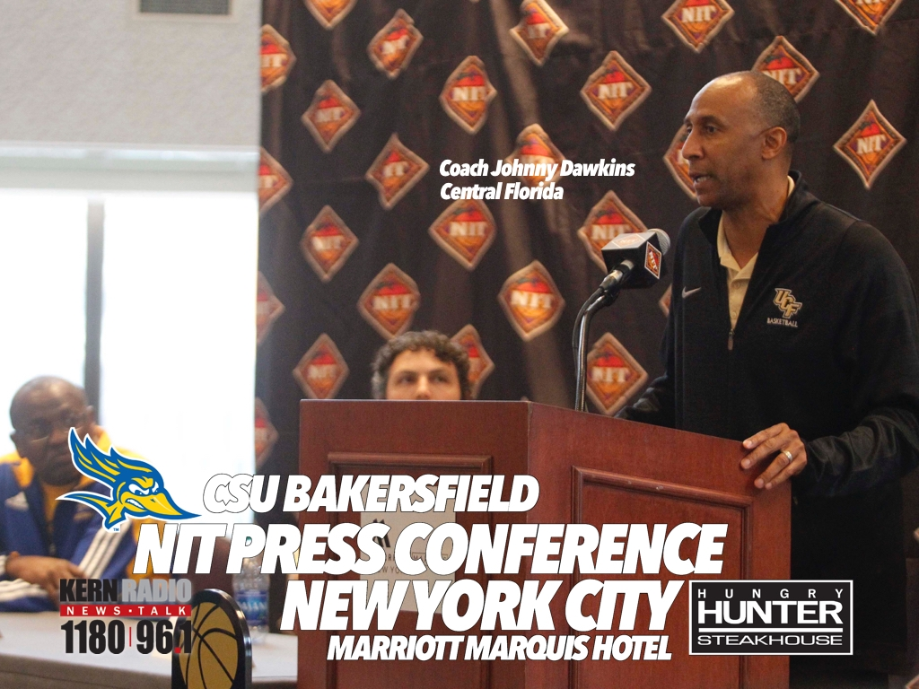 NIT NOTEBOOK: ESPN analysts highlights CSU Bakersfield's defensive prowess