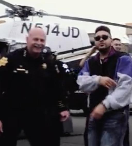 Fresno PD uses rap as a community tool