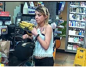 Bakersfield Police make arrest in gas station robbery