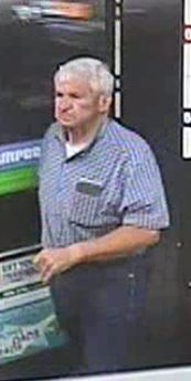 Bakersfield police search for man suspected of annoying child