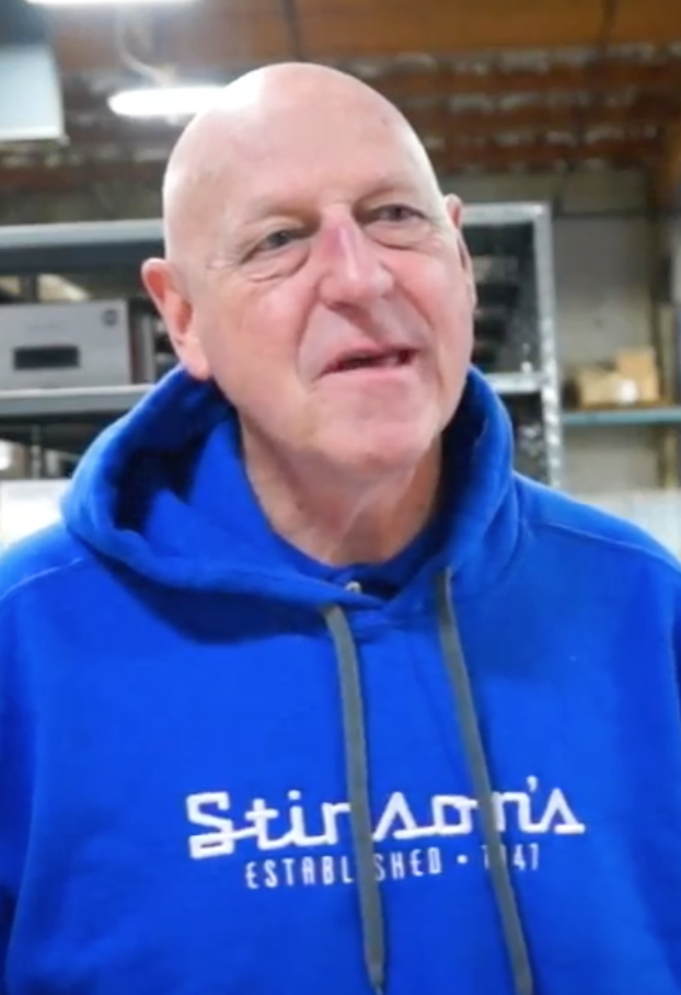 Stinson's makes a major charitable announcement