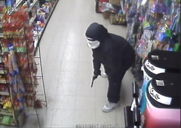 Bakersfield Police searching for pair of armed robbers